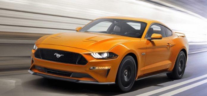 Ford Lança Mustang 2018 Novo Visual e Câmbio