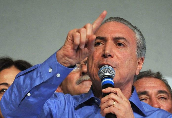 Circuit Break na Bolsa Brasileira após Revelações sobre Temer