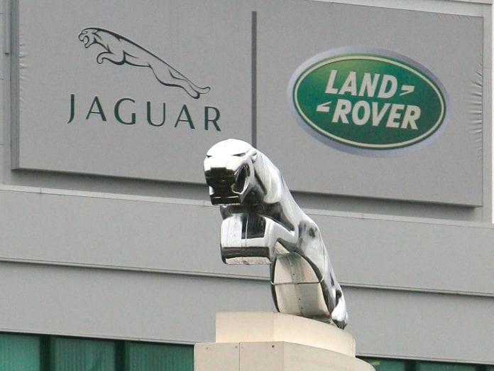 Concorrente da Uber em Parceria com Jaguar Land Rover Produção