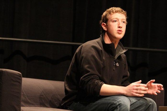 Facebook no Ramo da Construção Civil no Vale do Silício