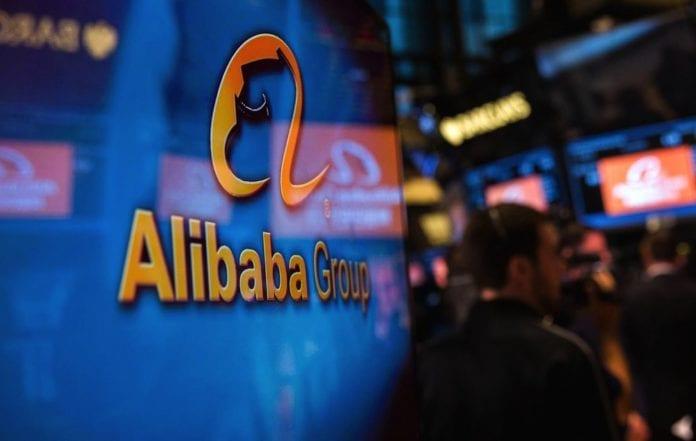 Alibaba tem seu Valor de Mercado Próximo a Facebook