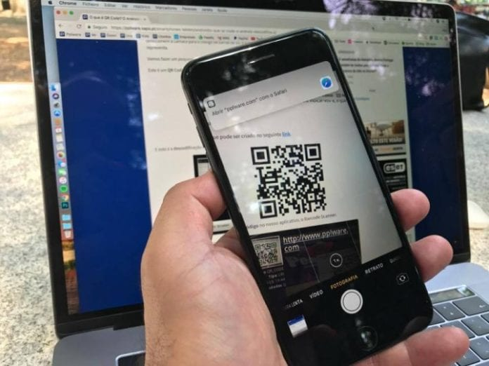 Código QR é o Meio de Pagamento mais Utilizado