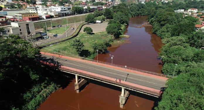 Vale Faz Evacuação de Emergência em Nova Lima