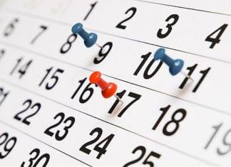 Fatos de Relevância para a Semana de 18 a 23