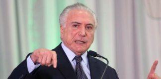 Ministério Público Formaliza Duas Denúncias contra Michel Temer