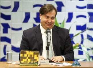 Rodrigo Maia Paralisa Tramitação do Pacote de Moro na Câmara