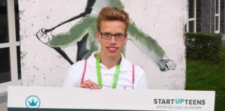 Jogador de Minecraft aos 17 anos é Dono de Startup e Pedala 23 Km diariamente
