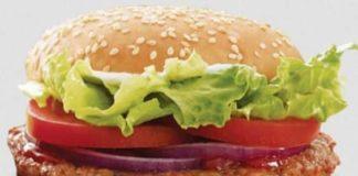 Burger King Testa Receita de Whopper Vegetariano