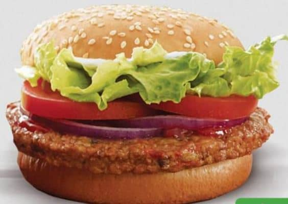 Burger King Testa Receita de Whopper Vegetariano