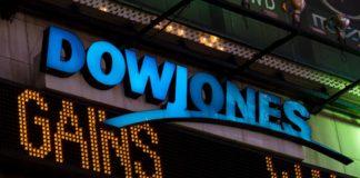 Guerra Comercial Americana deixa Empresas da Dow Jones Vulneráveis