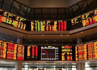 Bolsa renova record enquanto dólar continua em queda
