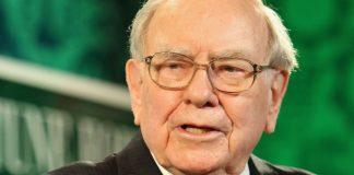 Empresa de Buffett aumenta em