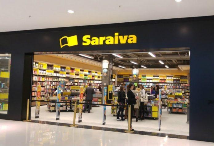 Saraiva tem 34 ações de despejo e recuperação judicial