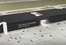 Primeiro aeroporto privado do Brasil é inaugurado