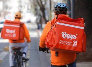 Empresa de aplicativos de entrega Rappi corta