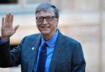 Impostos sobre os mais ricos é defendido por Bill Gates