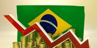Brasil em recessão com apoio da Imprensa previsão de Bancos