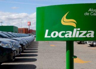 Juros sobre Capital próprio da Localiza será da ordem de R$ 66 milhões