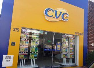 CVC tem três milhões de ações vendidas pela JPMorgan