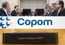 Copom decide pela manutenção da taxa Selic
