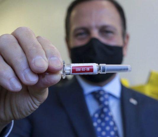 Anvisa interrompe teste da vacina chinesa após evento adverso grave